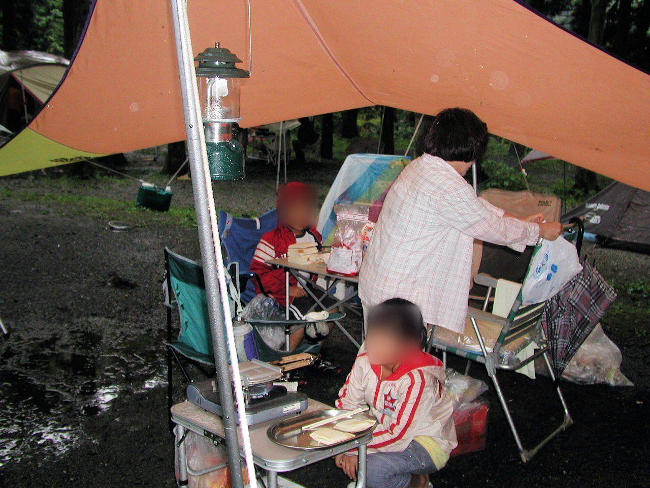 創意と工夫で思い出に残るキャンプを!