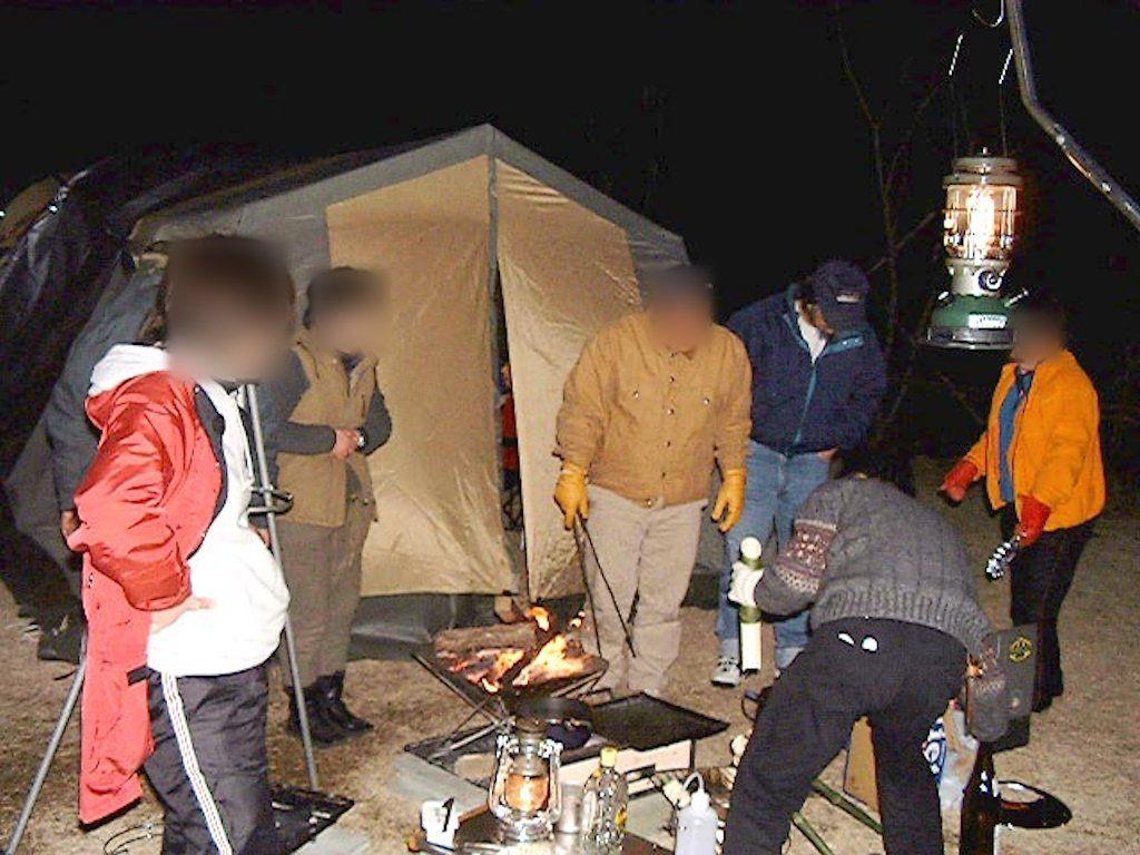 日常では味わえない不便さを楽しむのがキャンプの真髄
