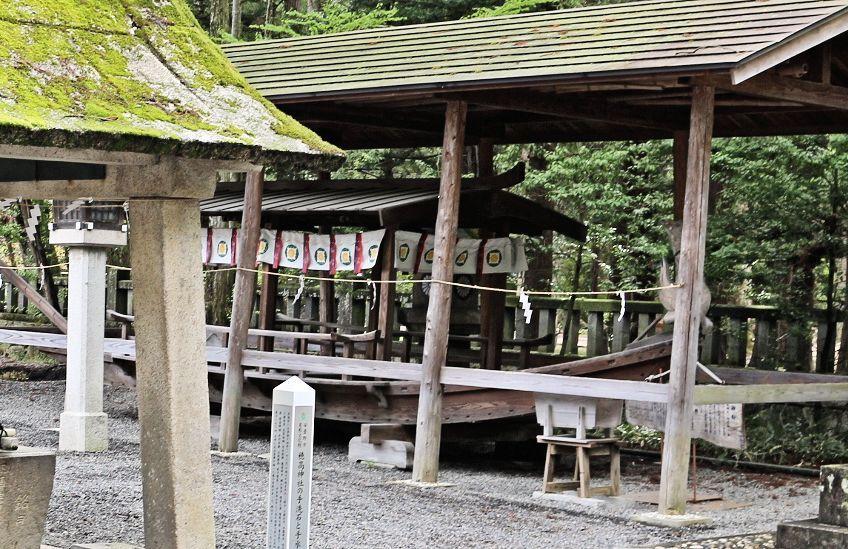 初秋の御船神事は北九州海神の名残り?