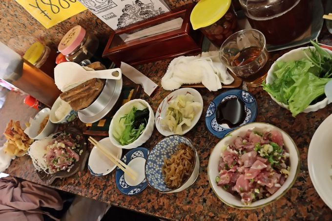 「アジのまご茶漬け」の元祖は船上での漁師飯!