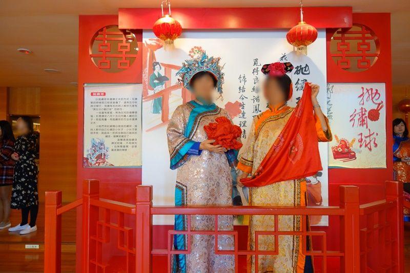 博物館で台湾の伝統文化に触れよう!