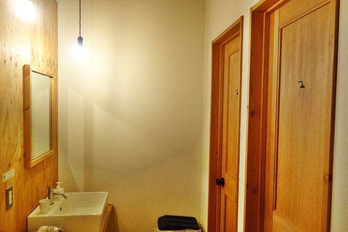 和室もあります!様々なスタイルの部屋と快適な共用設備