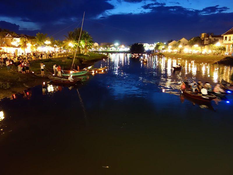 ランタンきらめく幻想的なベトナムの古都、ホイアンの夜がロマンティック過ぎる!