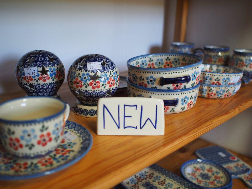 オススメポーランド陶器直営店2)Ceramika Wiza