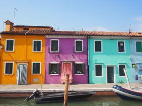 島全体がビタミンカラー!ベネチア内にあるカラフルなブラーノ島でエネルギーチャージ