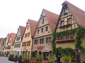 ドイツで最も可愛い街!中世の趣を残す「ローテンブルク」