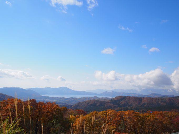 いつ見ても美しい田沢湖へ