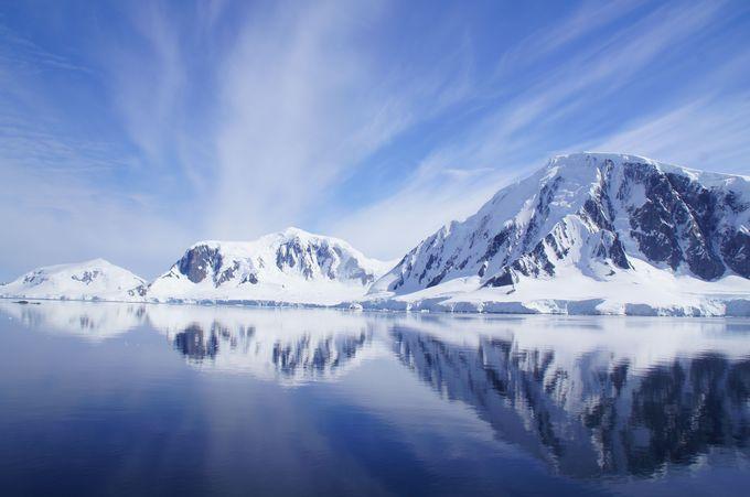 南極への道