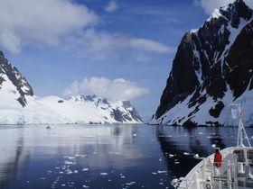 息を飲むような絶景!自然の偉大さを感じる旅 南極大陸