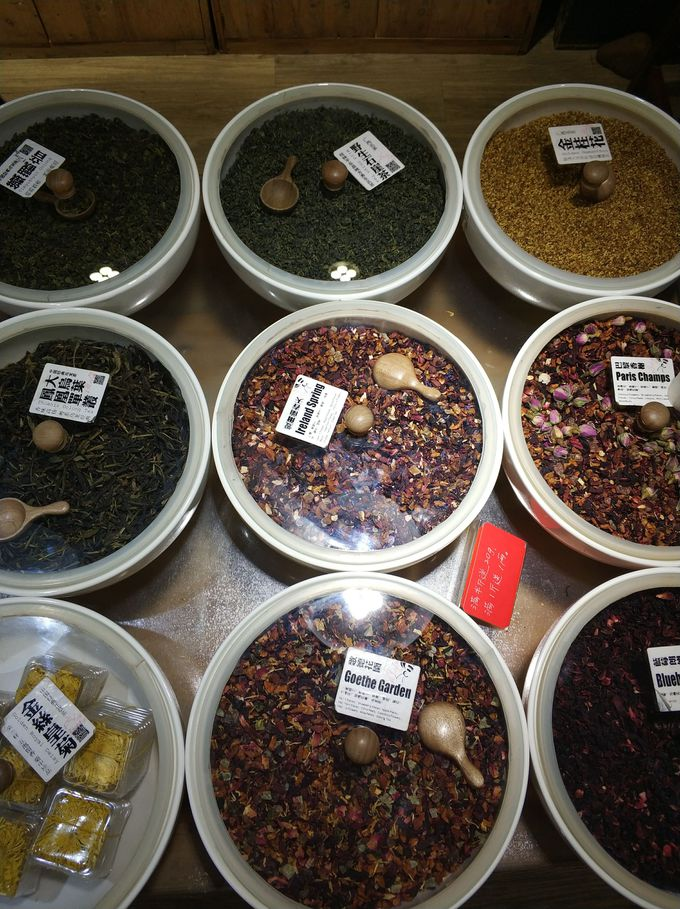3.お茶の産地桂林で買うオシャレなお茶 暖春茶園