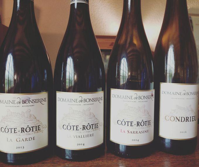 赤ワインの銘醸地 コート・ロティおすすめワイナリー2社