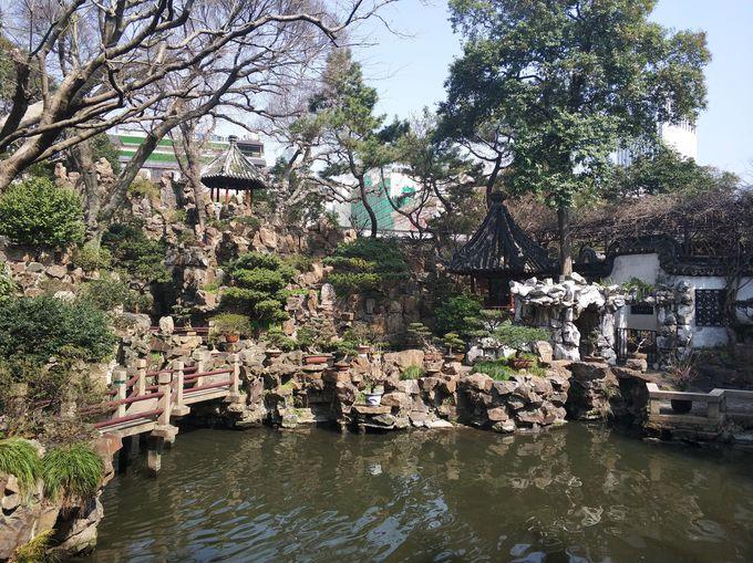 3,歴史的上海を味わえる場所「豫園」