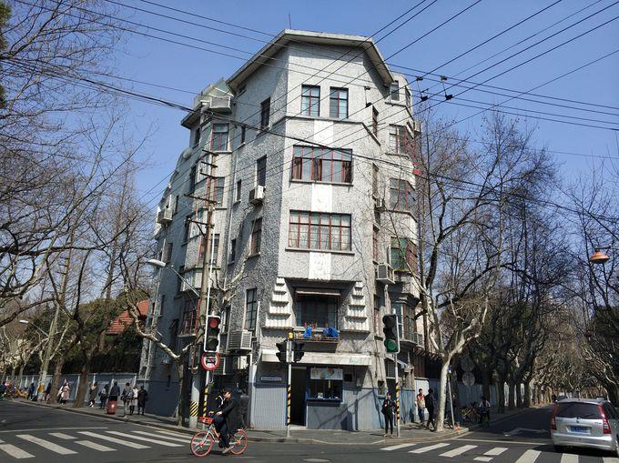 2,お洒落な隠れ家がたくさんある旧フランス租界