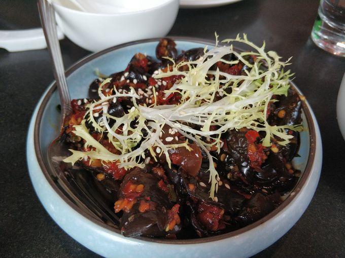 5,ミシュラン星付き四川料理 Qi House of Sichuan