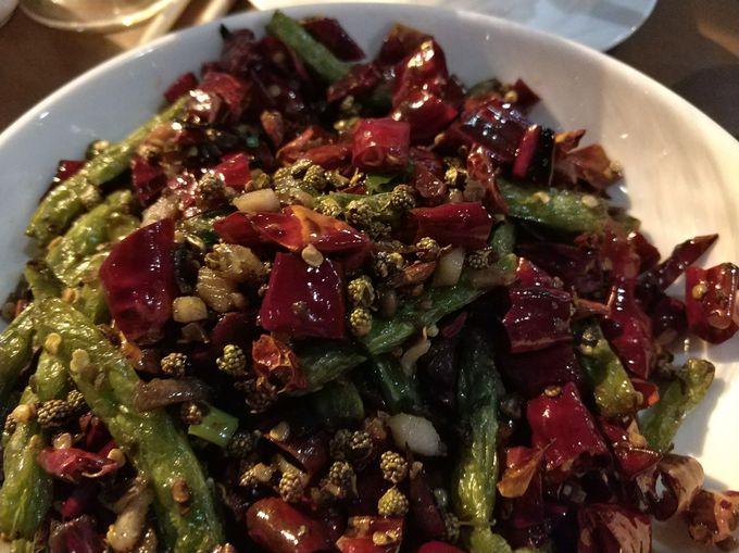 2,容赦なく辛い渝川菜館Yu Chuan Club