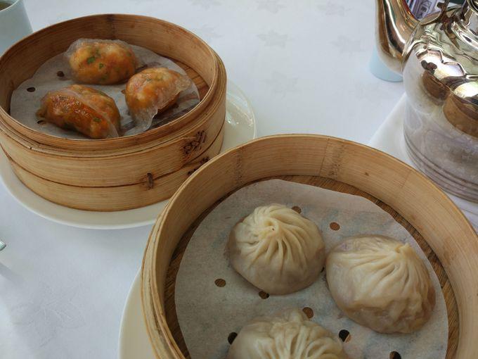 4.かわいらしい店内の「China Tang」