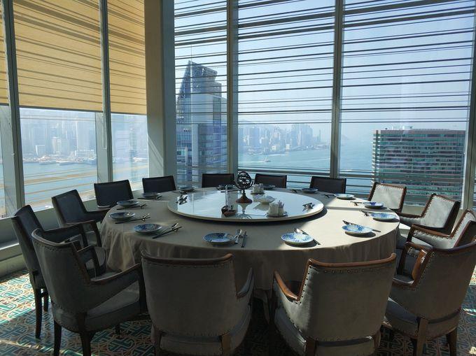 1.香港島が見渡せる景色も味も最高「南海一號」