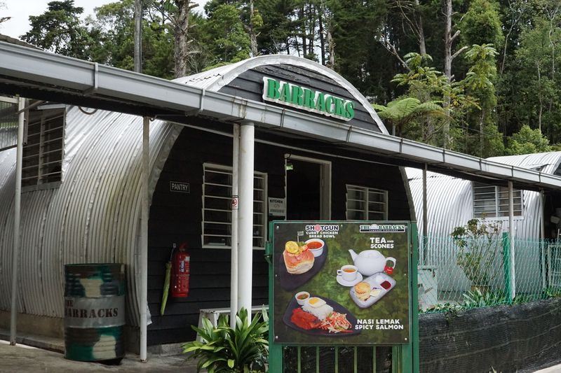 マレーシアのスコーン発祥地「キャメロンハイランド」カフェ3選
