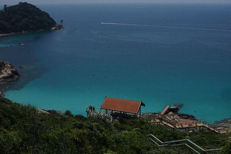 日本人が知らないマレーシアの楽園。プルフンティアン島「クチル」