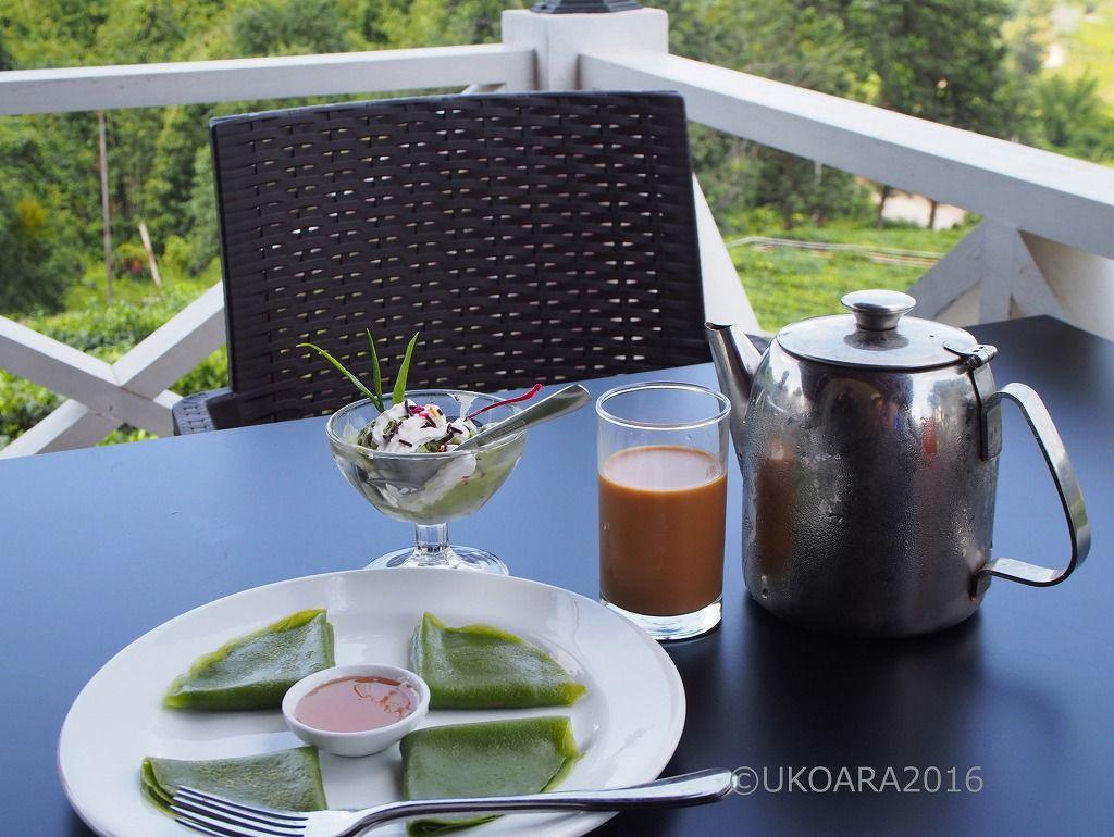 あれもこれも食べたい!ローカルランチに紅茶スイーツ
