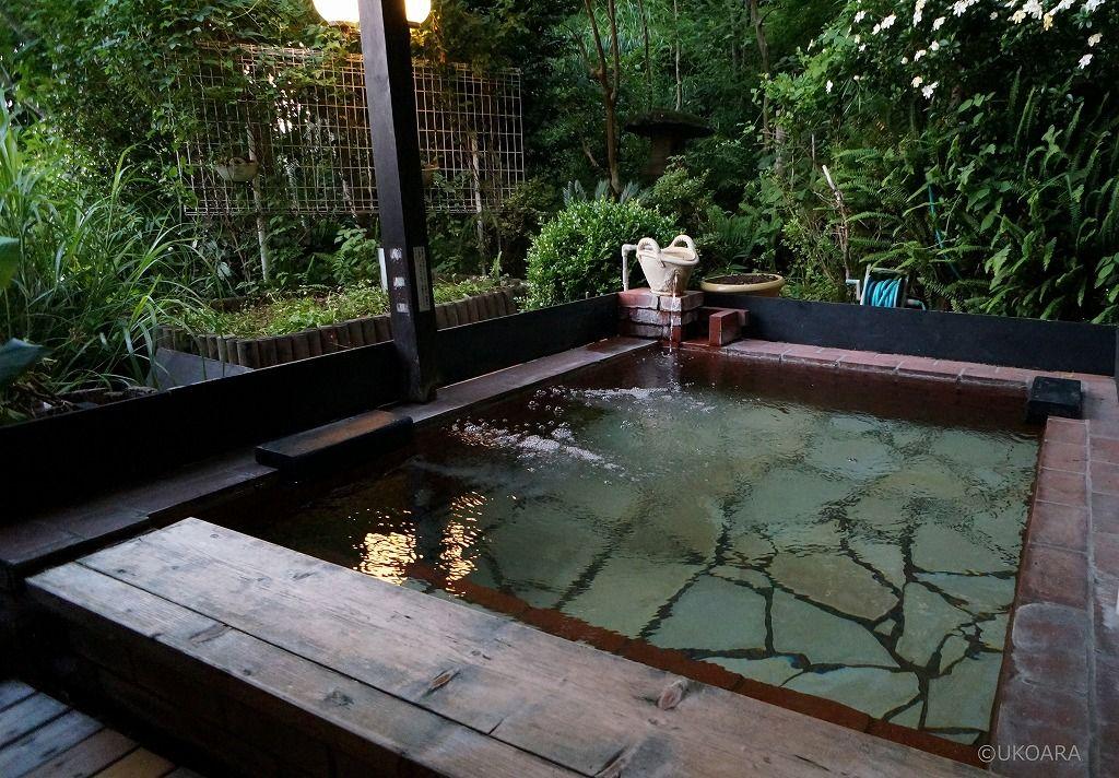 3つの露天風呂巡り