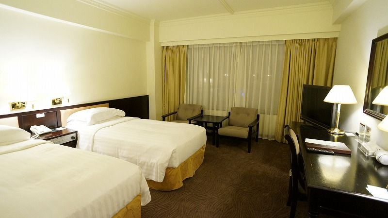 ホテルキングダムの客室