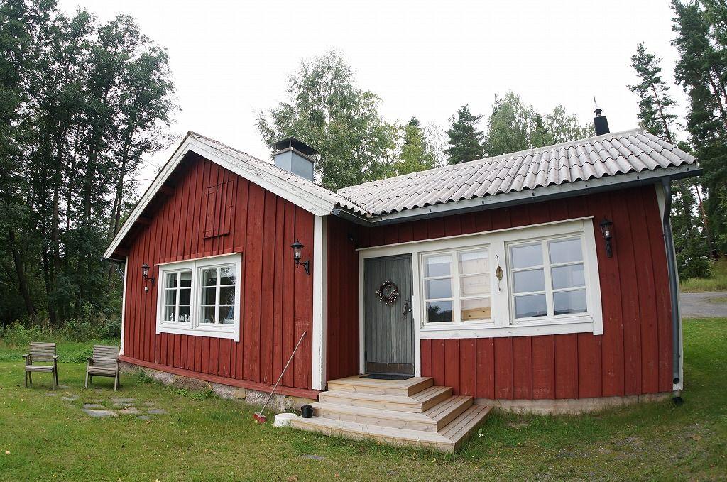 南フィンランド・森の中の「カッリオラリゾート」