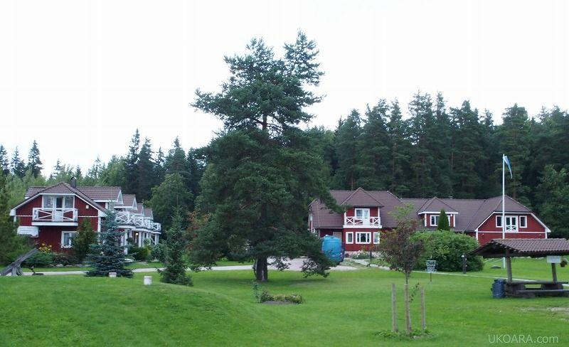 リゾート地パルヌの「クラーラマンニホリディ」