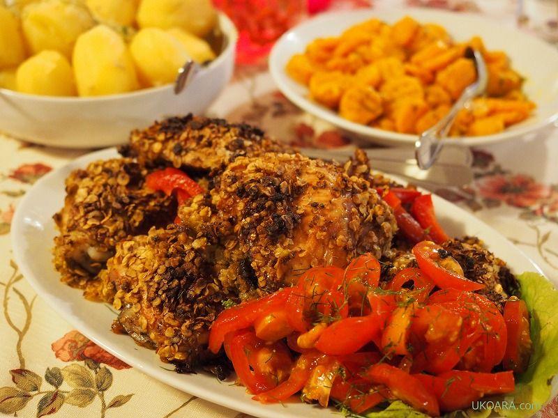シンプルが一番!クラーラマンニの食事