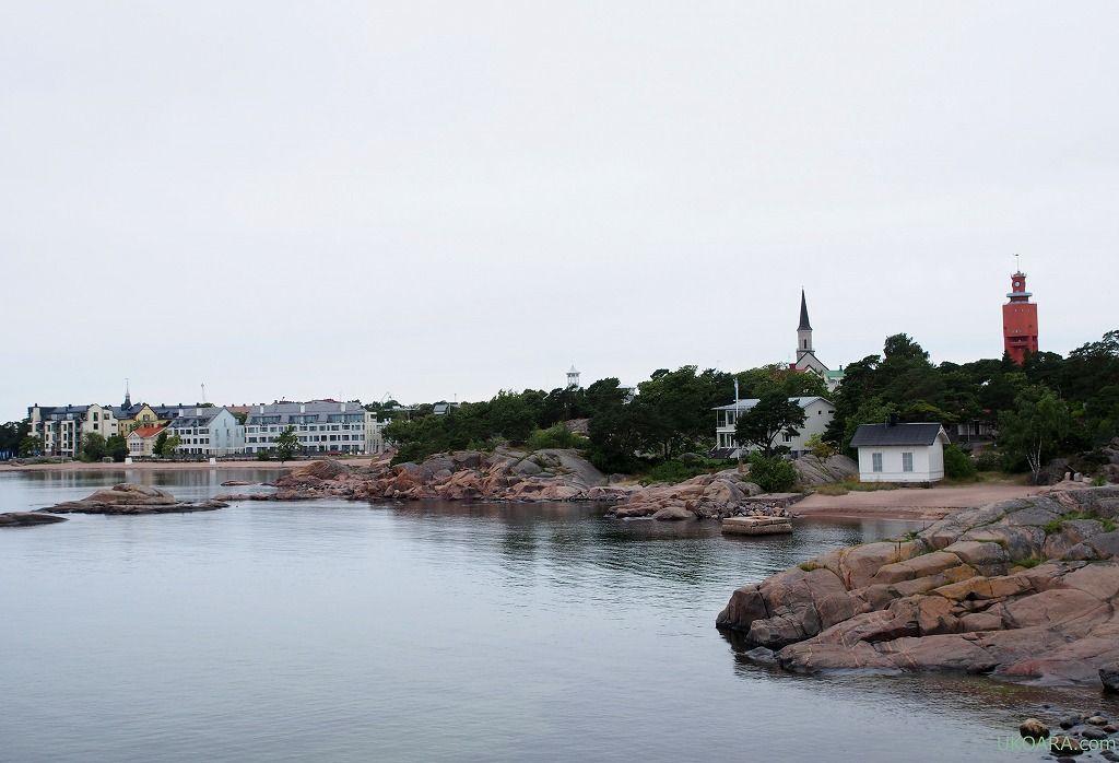 フィンランドのリゾート地にある「ホテルレガッタ」