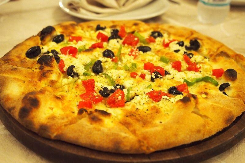 主食「ブレク/ピザ/サルマ」