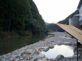 熊野古道初心者にもおすすめ!温泉旅館「山水館 川湯みどりや」