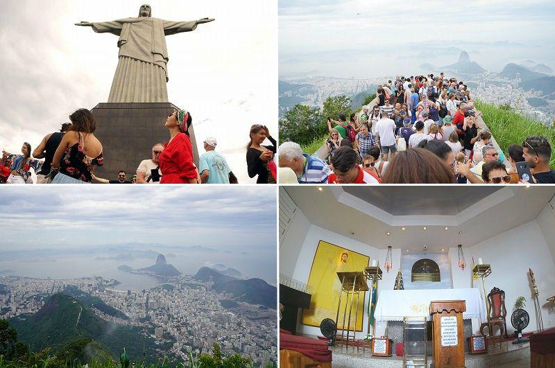 リオデジャネイロの観光と治安はどんな感じ?
