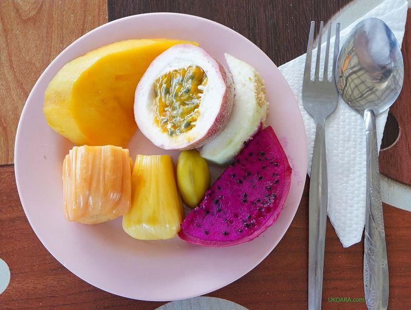 トロピカルフルーツ食べ放題!マレーシア「デサル・フルーツファーム」ツアー