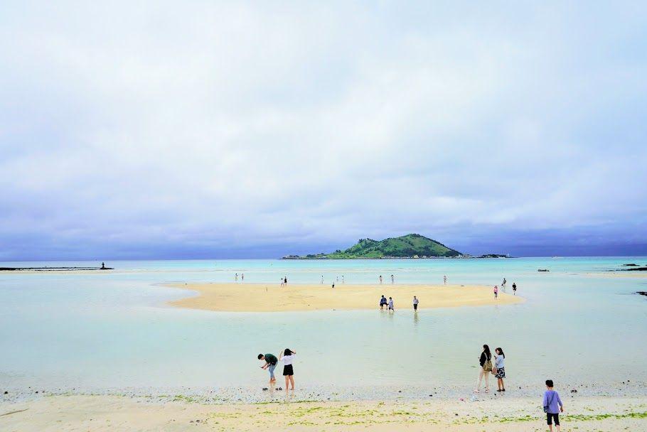 3.ヒョプチェビーチ/済州島