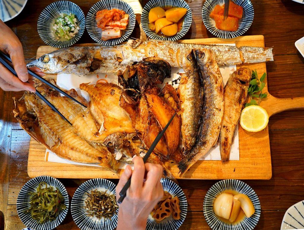 焼き魚天国「サムチュンネ パダントゥル」