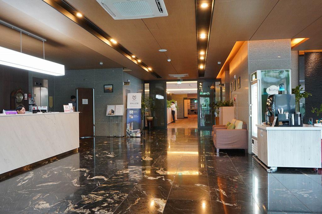 中文エリアのカジュアルホテル「ユーアスホテル」