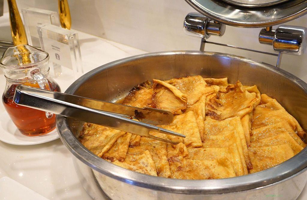 「ケベックの美味しい」を味わえる朝食ビュッフェ