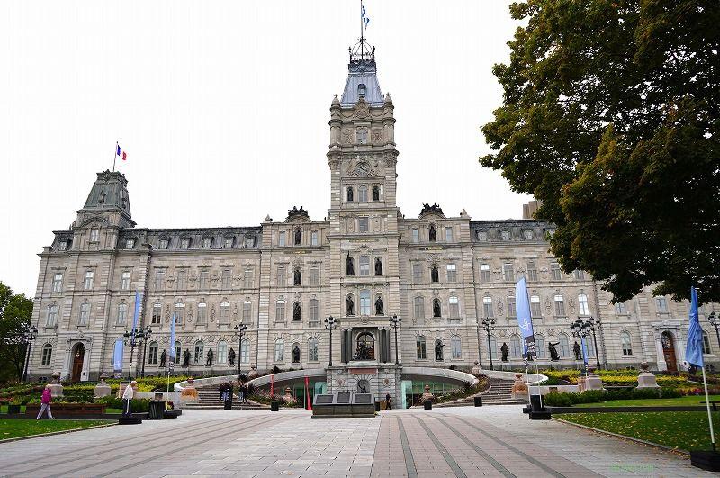 4.ケベック州議事堂