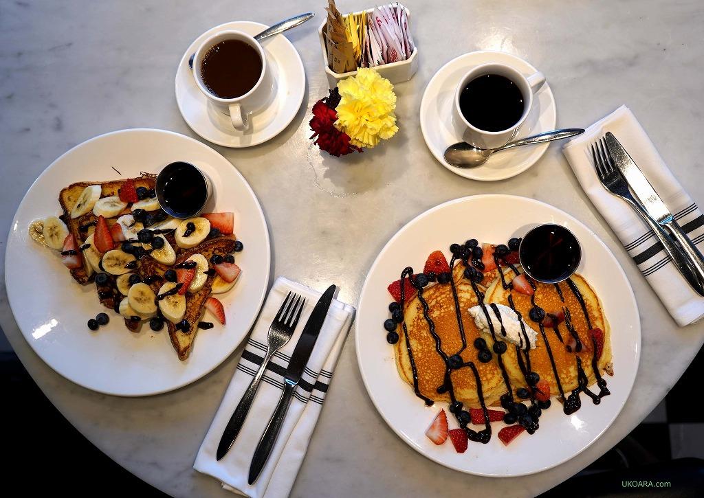 カナダで食べたい幸せな朝ごはん「マギー オークス」
