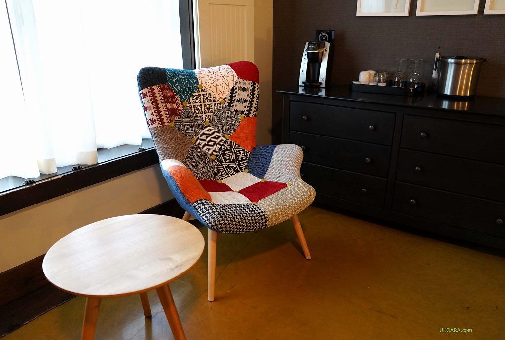 Espace 4 Saisonsの客室