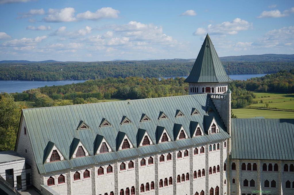 超穴場「サンブノワデュラック修道院/Abbaye de St Benoit du lac」