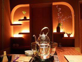 秘密の茶室でモダンな抹茶体験 日本橋「IPPUKU&MATCHA」