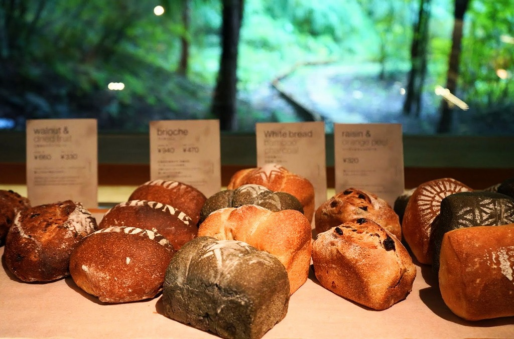 伝説のベーカリー「パラダイスアレイ」の職人が焼き上げるパン