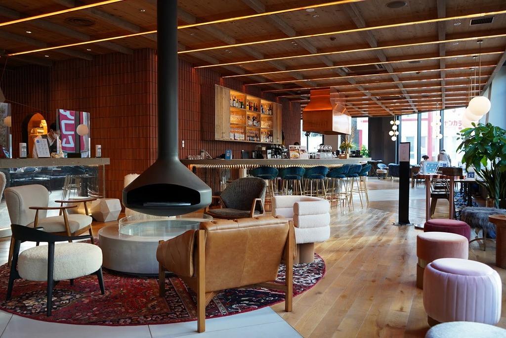 すすきの駅直結・好立地のデザインホテル「ザ ノット札幌」