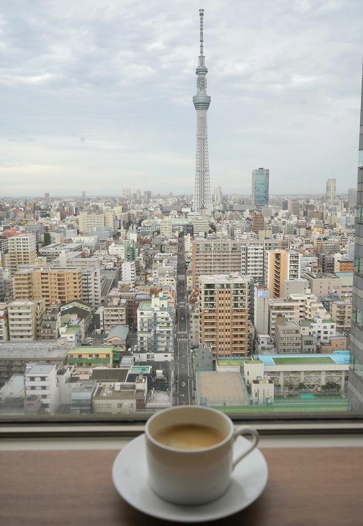 東武ホテルレバント東京の選べる朝食
