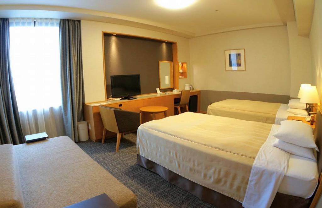 芝パークホテルの客室