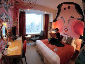 お一人様が楽しい!アートに溺れるパークホテル東京 アーティストルーム
