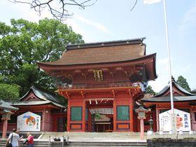 静岡県でおすすめの神社10選 富士山や天下人のパワーで開運を!