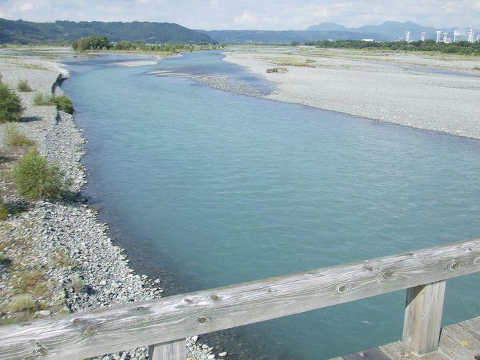 「大井川」は簡単には渡れない川!?